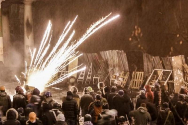 revolta ucraina