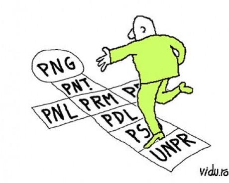 Nou val de migrație parlamentară din PNL: Cine sunt beneficiarii și care sunt adevăratele cauze