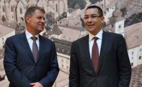 Victor Ponta dezvăluie o conversație cu Klaus Iohannis: 'I-am spus că o să-i fie bine'