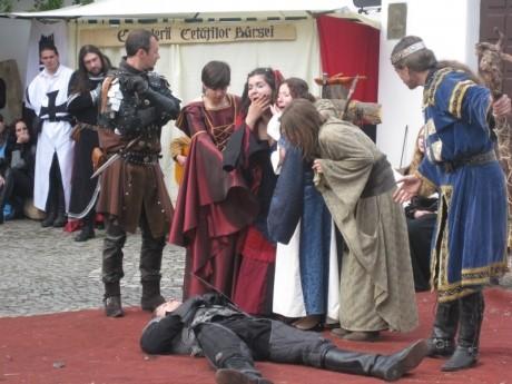 REVOLTATOR De ce nu se mai ține Festivalul medieval de la Sighișoara în acest an