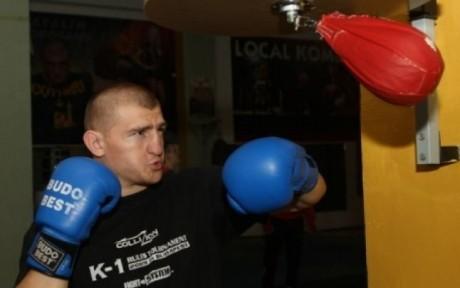 Cătălin Moroşanu, out de la gala Super Kombat din Mamaia: S-a accidentat