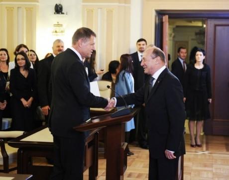 Băsescu: 'România nu mai este stat de drept și Iohannis nu e străin de acest lucru'