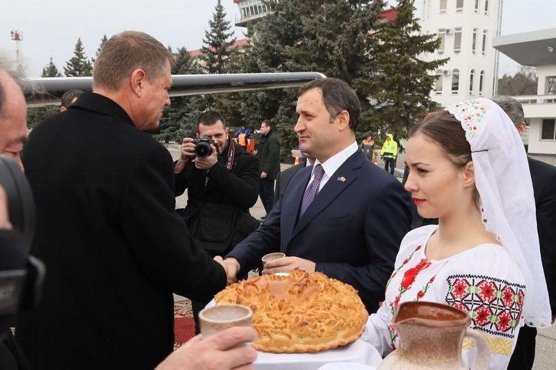 klaus iohannis republica moldova