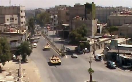 Zeci de victime după tiruri cu rachete în centrul Damascului