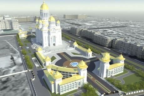 Aceasta este data la care va fi GATA Catedrala Mântuirii Neamului