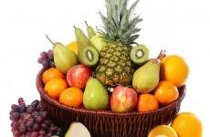 cos fructe