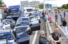 trafic haos