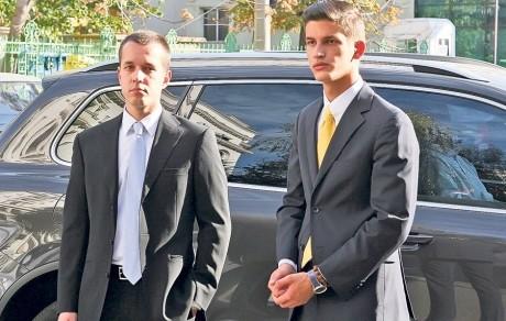 De necrezut! Suma COLOSALĂ plătită de fiul cel mic al lui Adrian Năstase pentru a-i călca pe urme