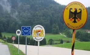 germania frontiera