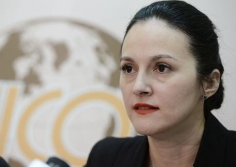 Alina Bica lansează PROVOCAREA SUPREMĂ pentru Florian Coldea