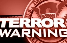 alerta terorista