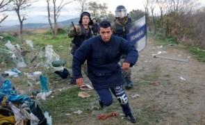 refugiati macedoania