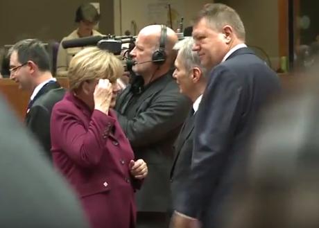 Angela Merkel îl va primi pe Klaus Iohannis în curând la Berlin/ SURSE