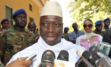 Gambia: Yahya Jammeh declară la postul naţional de televiziune că părăseşte puterea/ VIDEO