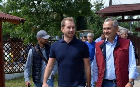 Mihai Sturzu iese la rampă cu noi atacuri la adresa lui Liviu Dragnea, după ce a intrat în PRU