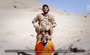 terorist isis decapitare