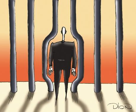 Noua METODA a pușcăriașilor vedetă de a mai scurta din zilele de închisoare