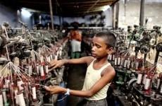 copii fabrica sclavie