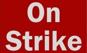 lovitura on strike