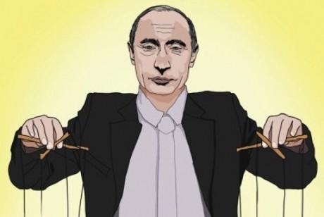 Cum reface Vladimir Putin imperiul sovietic