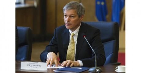 Ce le-a transmis premierul Dacian Cioloş studenţilor din anul I ai Academiei de Poliţie