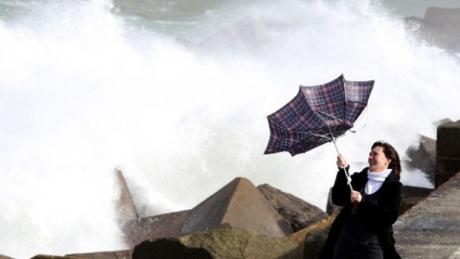 COD GALBEN de vânt puternic: Care sunt județele afectate