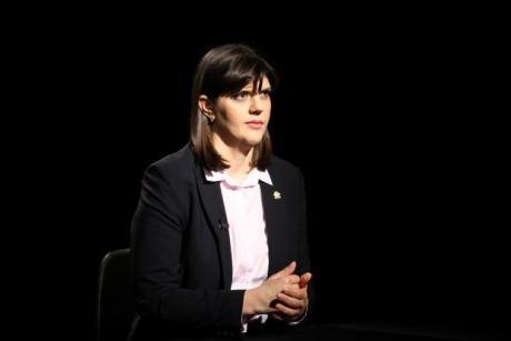 Laura Codruța Kovesi a fost dată în judecată de un condamnat