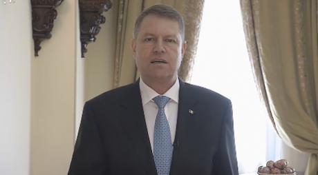 Iohannis îi răspunde lui Tăriceanu: Sunt 'fantezii electorale' / VIDEO