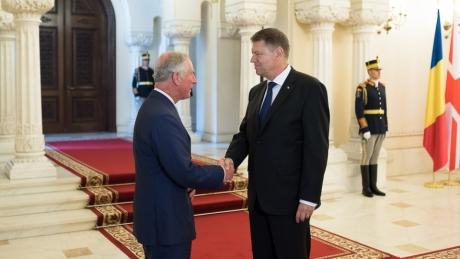 În ziua Brexitului, Prinţul Charles a ajuns în România: Vizită oficială de 3 zile