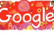 doodle ziua copilului