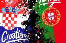 croatia portugalia