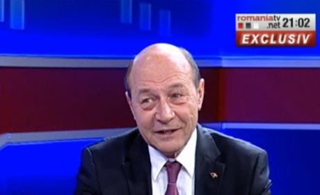 Traian Băsescu AMENINȚĂ cu înregistrări din biroul de la Cotroceni