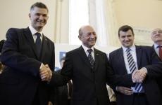 Inquam Traian Băsescu Valeriu Steriu Eugen Tomac