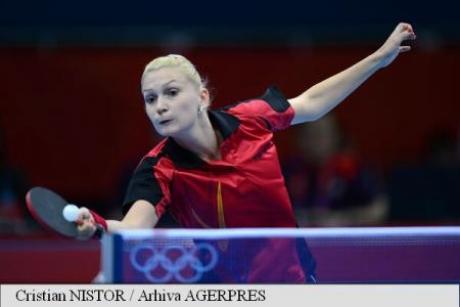 Medalie de aur pentru România la Europeanul de tenis de masă