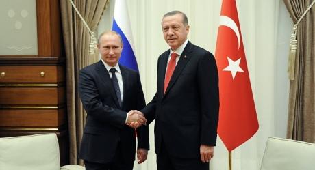 După vizita lui Erdogan în Rusia, Putin vrea să meargă în Turcia (presă)