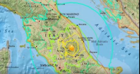 MAE, anunț pentru românii din Italia, după cutremur