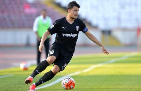 Campioana Astra, pas fals în faţa Voluntariului: Budescu a revenit cu gol la Giurgiu / VIDEO