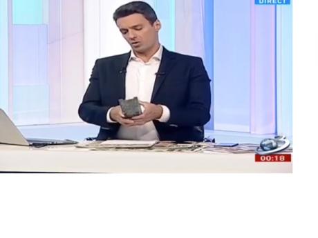 Mircea Badea a făcut SHOW la Antena 3: Cum s-a dus ÎMBRĂCAT la emisiune / VIDEO