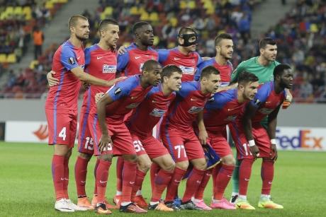 Steaua s-a chinuit cu Foresta Suceava: S-a calificat cu emoții în optimile Cupei