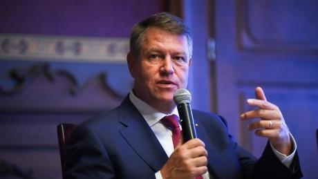 Iohannis acordă Înaltul său Patronaj programului 'Capitala Tineretului din România'