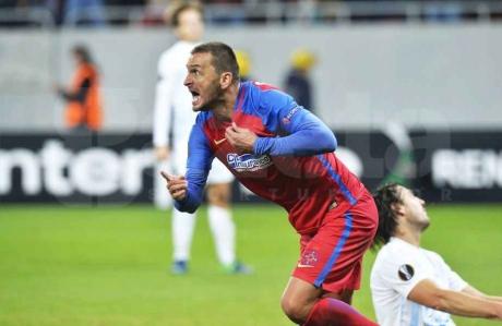 Steaua, aproape eliminată din Europa: Egal cu o echipă din liga a doua din Elveţia / VIDEO