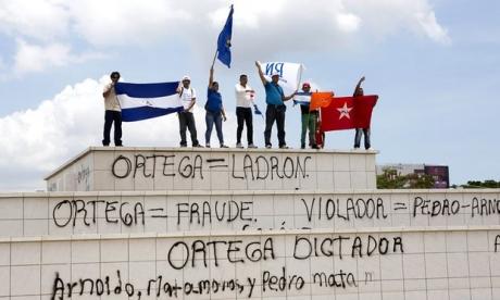 50.000 de soldaţi şi poliţişti asigură securitatea alegerilor prezidenţiale din Nicaragua