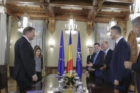 Băsescu remarcă o schimbare la Iohannis: 'Acum este timpul ca Dragnea să facă ce trebuie'