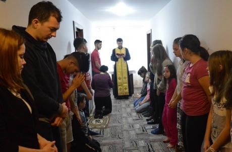 Tabără creștină la Vatra Dornei