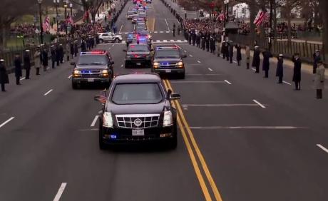 LIVE Ceremonia de depunere a jurământului de către noul președinte al SUA, Donald J. Trump