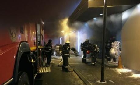 IGSU face APEL după incendiul de la Bamboo
