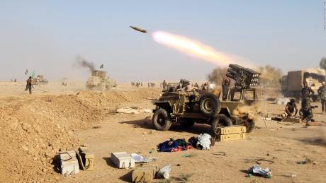 Irakul demarează ofensiva DECISIVĂ pentrul eliberarea totală a oraşului Mosul
