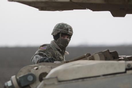 Vizita secretă în Siria a comandantului militar american în Orientul Mijlociu