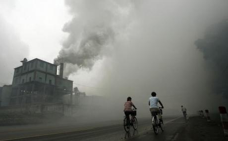 Cele mai poluate oraşe din China au fost puse pe 'lista ruşinii'