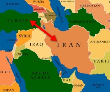Siria reprezintă mărul discordiei între Ankara şi Teheran. Tensiunile se acutizează